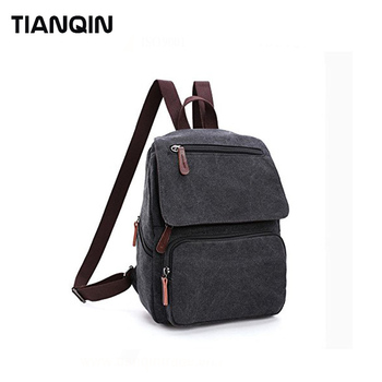 Hot Style Backpack Canvas Satchel Bag Fashion