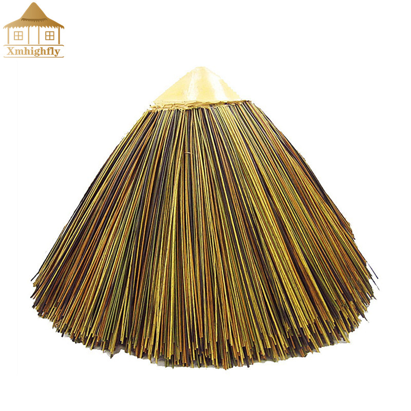 Anti-UV best quality synthetic thatch roofing