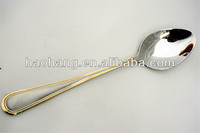 2014 Hot sale dinner spoon made in China free sample