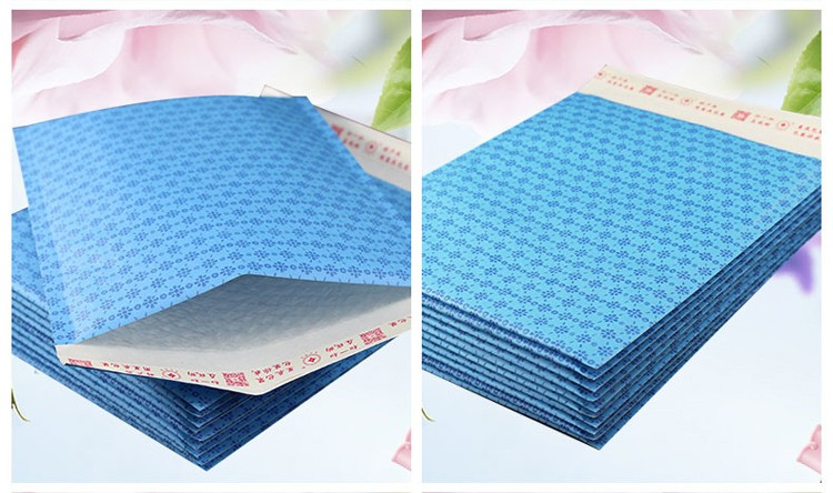 Kraft bubble pe wrap envelope/kraft bubble mailer