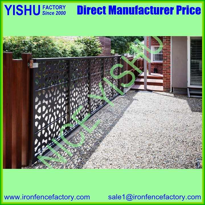 House Iron Gate Design / Steel Sliding Gate / Steel Fence Gate Designs -  Buy High Quality Iron Gate Design,House Iron Gate Design,Steel Fence Gate