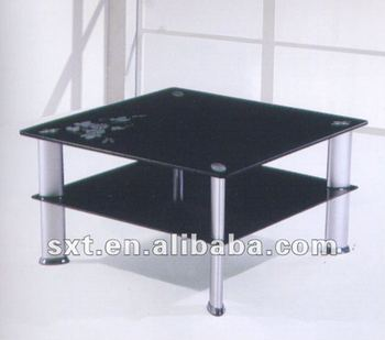 Exceptionnel Modern Small Square Glass Top Center Table Designs