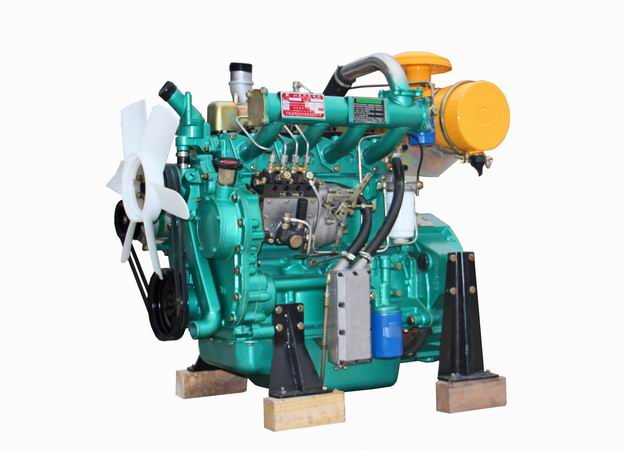 4 cylinder Diesel engine for generator use, 4 Cyliner
