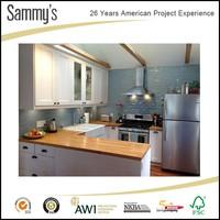 2017 Mini kitchenette Ghana kitchen cabinet for small kitchens SW104
