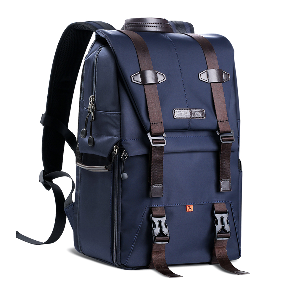 K&f Concept Dslr Camera Backpack L Size Multifunctional Waterproof ...