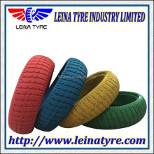 4.5inch 6.5inch colored environmental scooter tyre