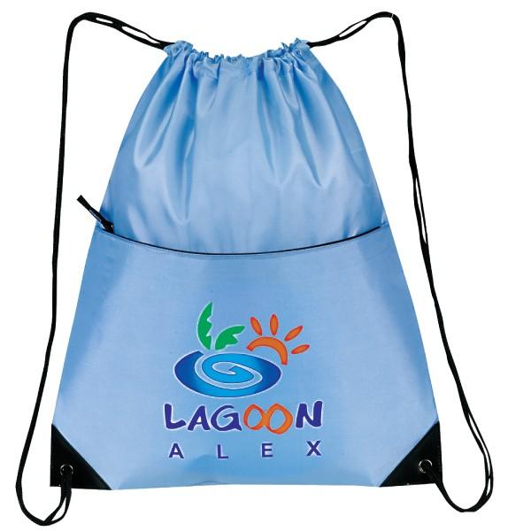 5e235441d3 Waterproof Drawstring Storage Bag Travel Hiking Sport Gym Swim Dance Shoes  women Men s Backpacks