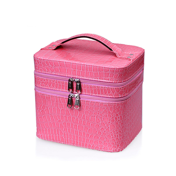 69084ae54fc57 Victoria's Secret Signature Pink Quilted Cosmetic Makeup Bag Case - Buy  Makeup Bag,Makeup Case,Cosmetic Bag Product on Alibaba.com