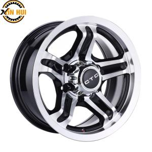 16 inch 5x114.3 6x139.7 15 inch 5 hole alloy wheel rim wheels 6x130 wheel rim