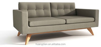 Modern furniture soft pu leather sofa couch use for living room