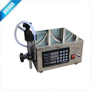 LT-130 Digital Control Pump Liquid Filling Machine LT-130 (3-3000ml) for perfume,oil,water,juice