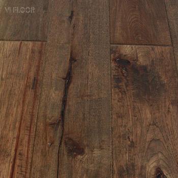 Vintage Wide Plank Hand Scraped Hickory Engineered Flooring Buy