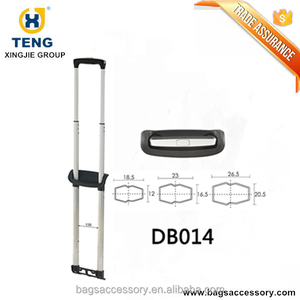 Retractable Trolley Luggage Pull Handle and Telescopic Luggage Handle