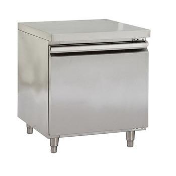 Lieblich Gewerblicher Unterbau Kühlschrank Aus Edelstahl Mit 1 Tür