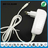 24V 36W China Factory Outlet power adapter new design 24v 1.5a ac dc MID charger with CE GS ROHS