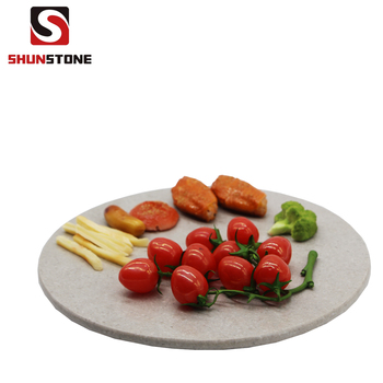 FDA certificated Stone food Tray in Slate Marble Granite Agte material