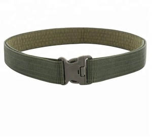 Hot sale UTX Mens Tactical Belt Military Army Security Web Belt Fastex Buckle