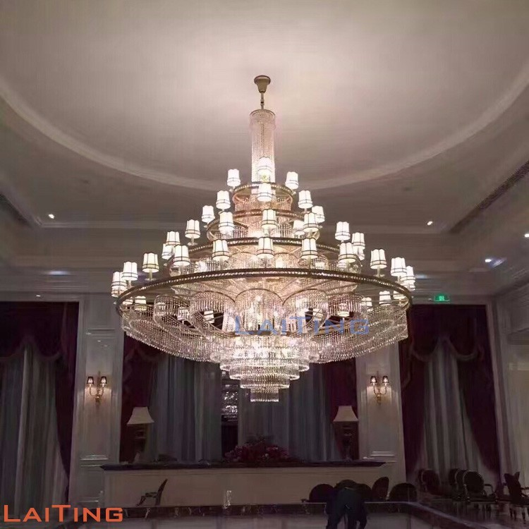 Banquet Hall Chandeliers Suppliers And Manufacturers At Alibaba