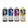 water based dye ink Dye sublimation white ink for textile printing