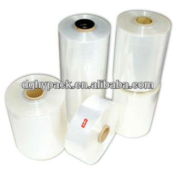 Clear & Transparent Food Grade POF Shrink Film