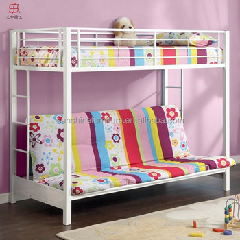 Super Metal Double Couch And Single Bunk Bed In One Buy Bunk Bed Single Bunk Bed Metal Bunk Bed Product On Alibaba Com Uwap Interior Chair Design Uwaporg