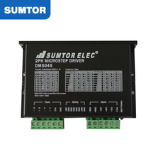 256 big subdivision high setting without resistance DM5045 digital two phase stepper motor driver for nema 23 series motor