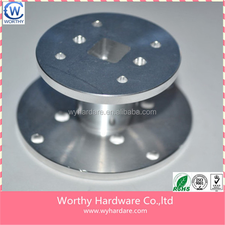 oem service anodizing precision cnc machine turning casted brass cnc machining part