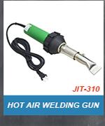 New Item HDPE Geomembrane Tarpaulin Sealing Soldering Welding Machine