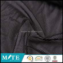 100% polyester soft mesh cloth for bag
