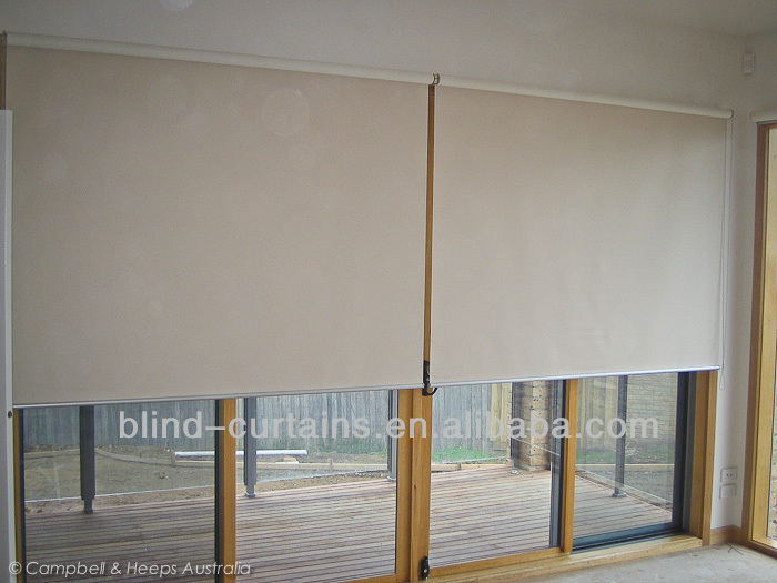 2015 home decorative roller blinds from Dongguan supplier