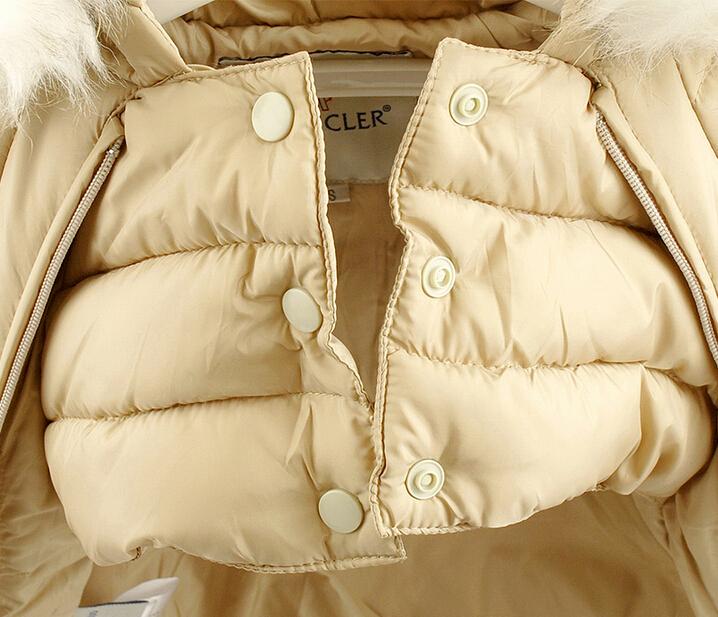 Бренд мальчик одежды! Россия зима детские девушка snowsuit, Пальто младенца kombenizon, Сгущаться зимние пальто, Куртка теплая комбинезоны