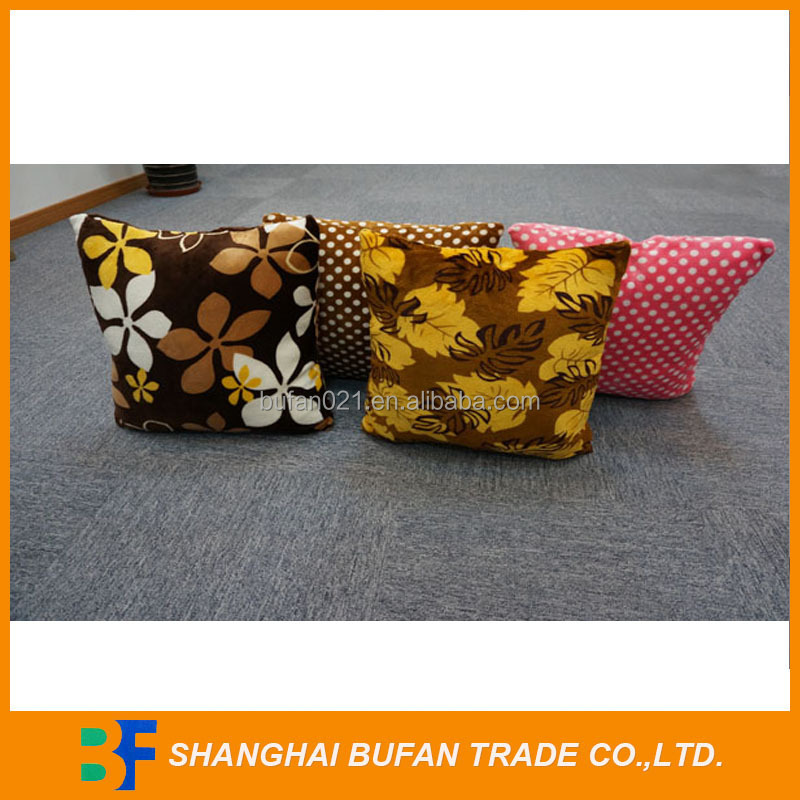 Shanghai manufacture new fashion cushions home decor sofa