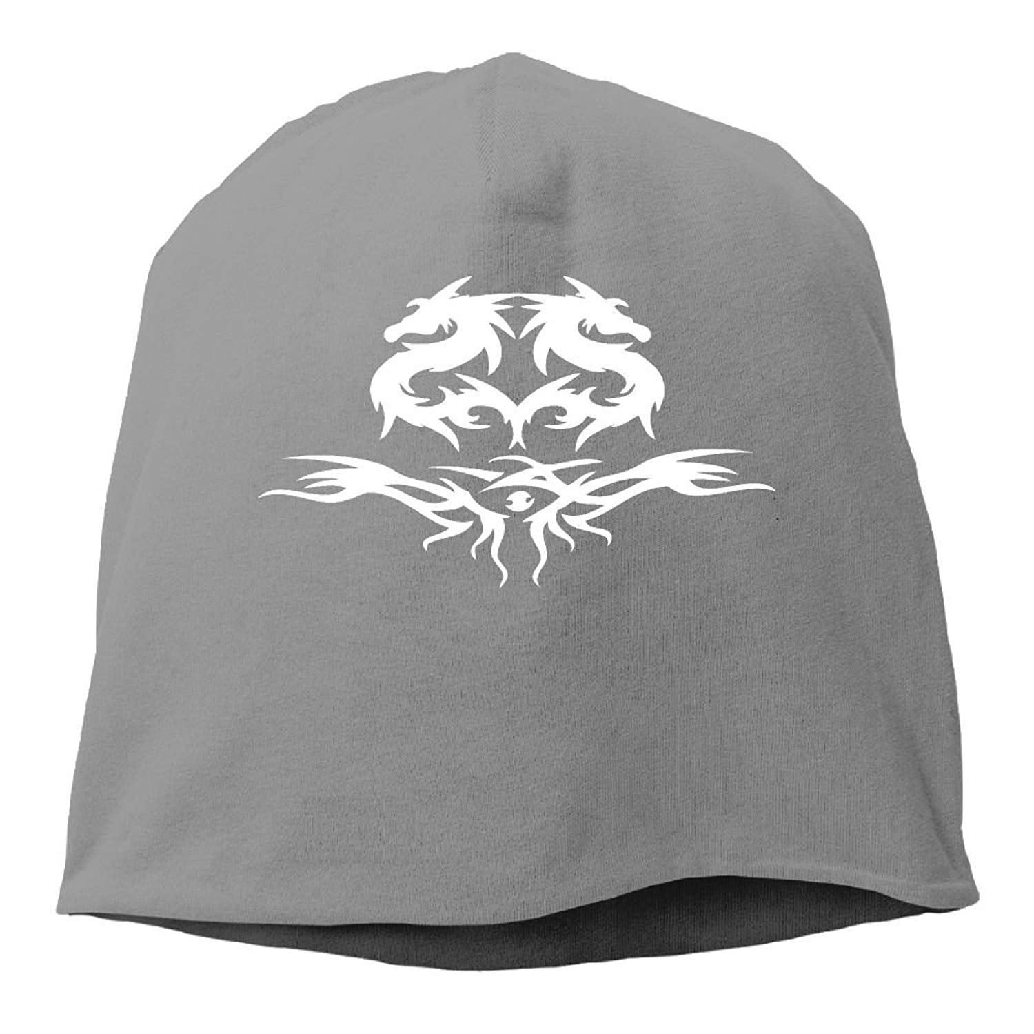 6db8b073ff8c4 Get Quotations · YUTtr Chinese Dragon Unisex Knitting Hats Soft Stretch  Beanie Skull Hedging Caps