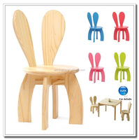 Modern design cheap wooden kids nursery table and chairs for children
