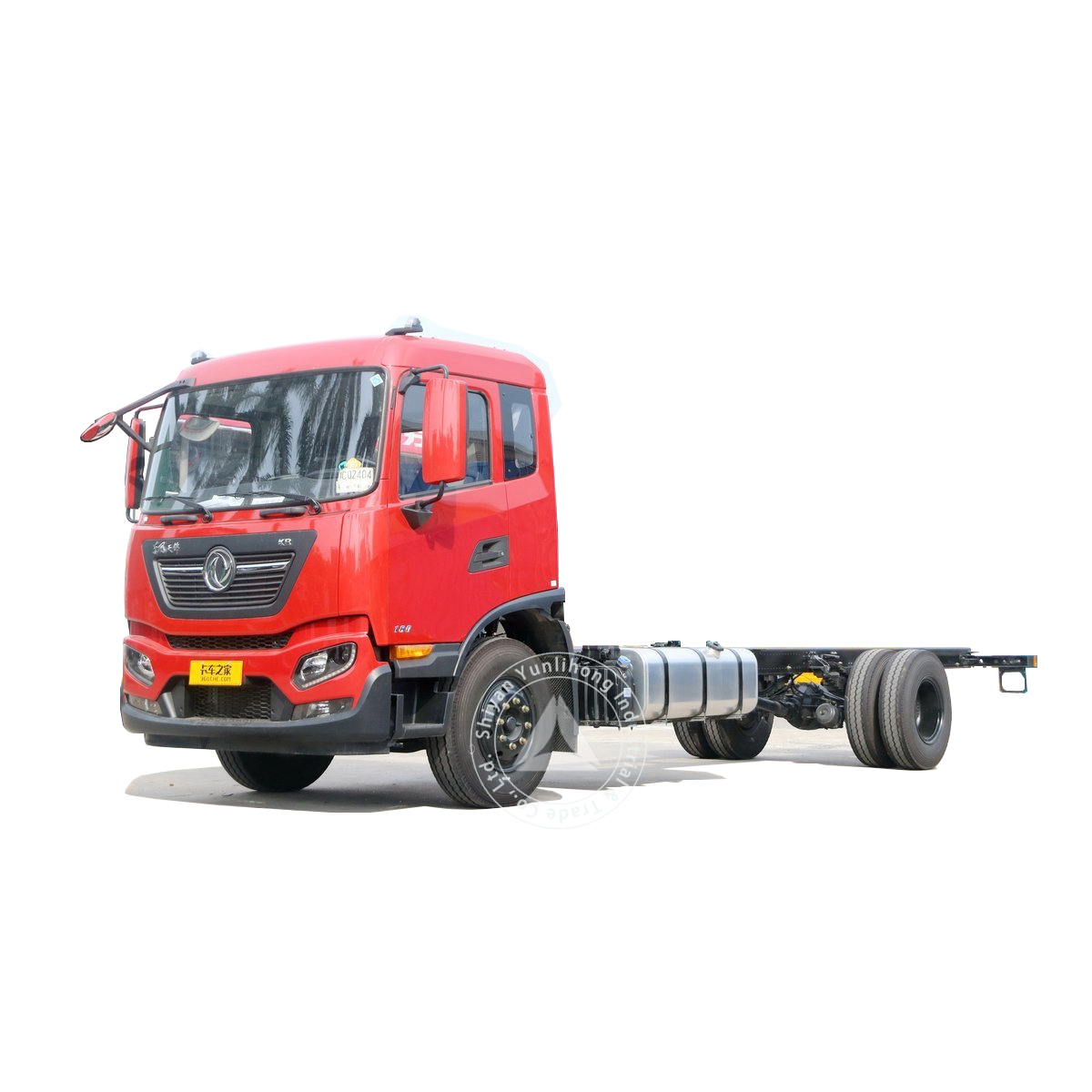 China Dongfeng 4x4 Diesel 190hp 4 Wheel Drive 10 Ton Off Road Dump Truck For Sale