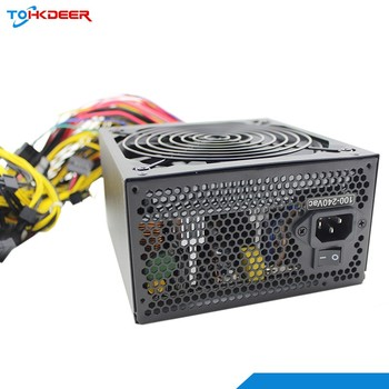 Factory wholesale 24P power supply ATX Bitcoin Miners Power Supply 1600W