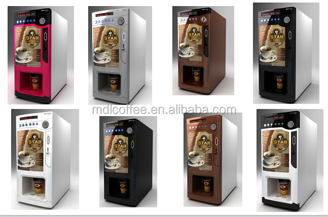 coin operated coffee machine for sale