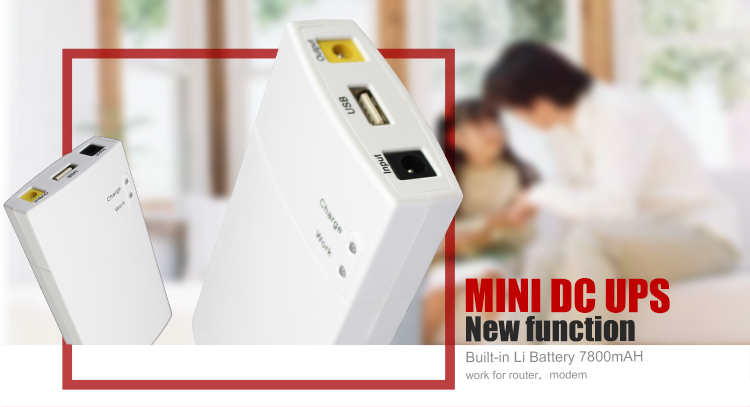 MICRO UPS MULTI FUNCTION DC POWER SUPPLY