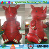 20ft high giant inflatable rhino advertising mascot for sale