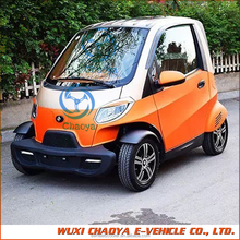 4000W electric vehicle encosed EEC new car 4 wheels electric cars for sale europe
