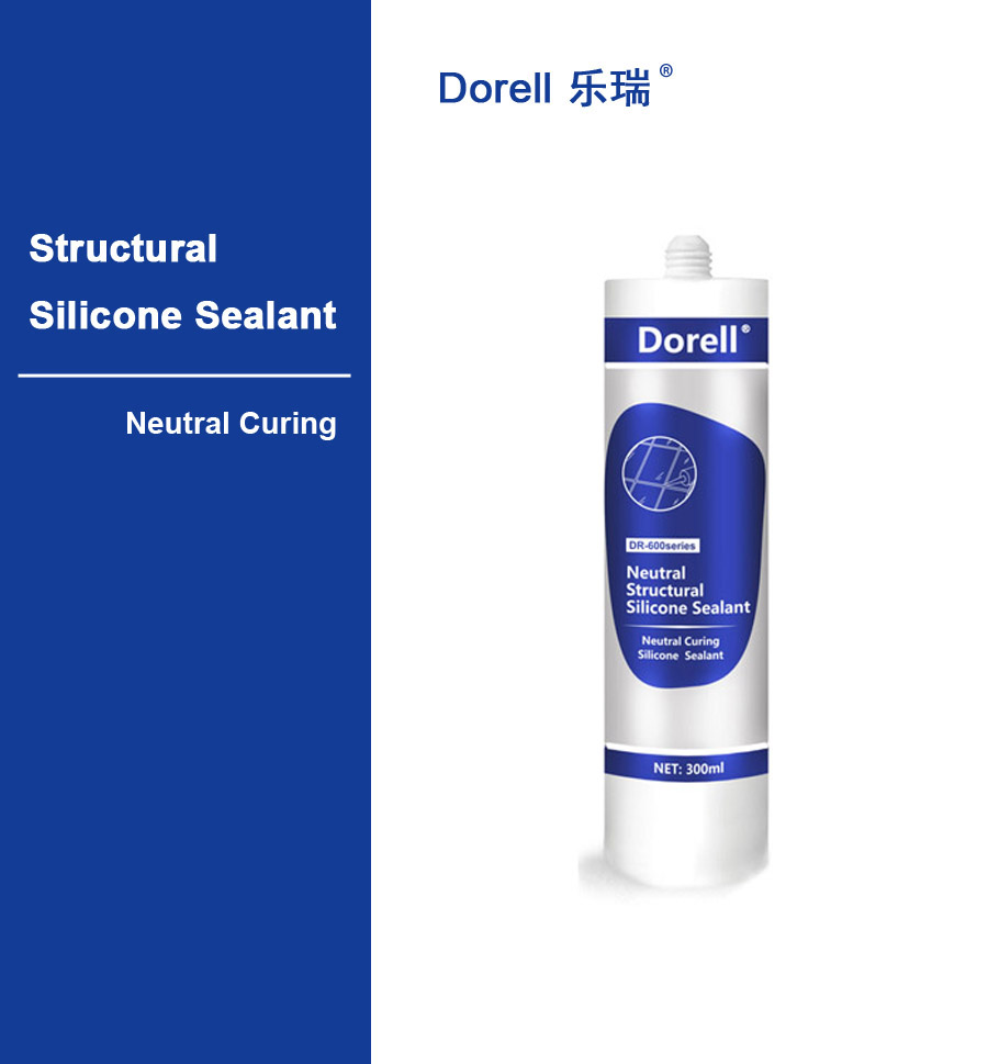 OEM service High Quality Construction Sealant Silicone/Neutral Silicone Sealant DR611
