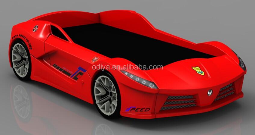 bugatti modern design large size kids car bed for bedroom