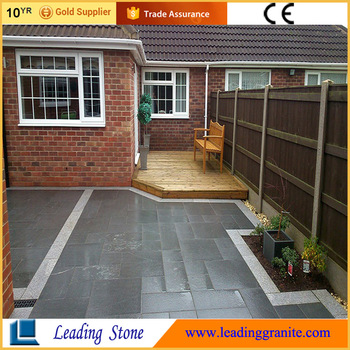 2016 High Quality Cheap Slate Paving Slabs Granite Garden Slabs