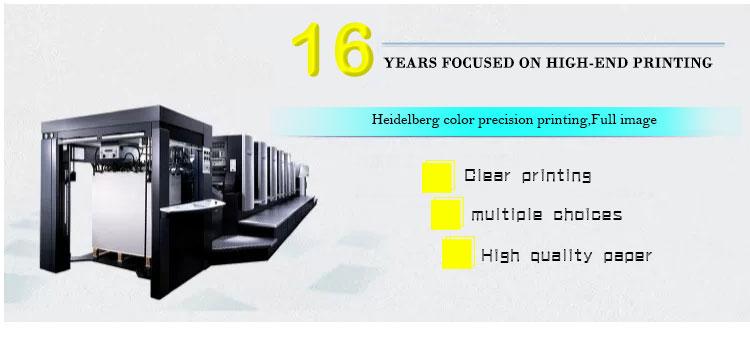Schermo di seta a buon mercato impermeabile colorazione flap rilegato a spirale duro della copertura libro di testo stampa polonia