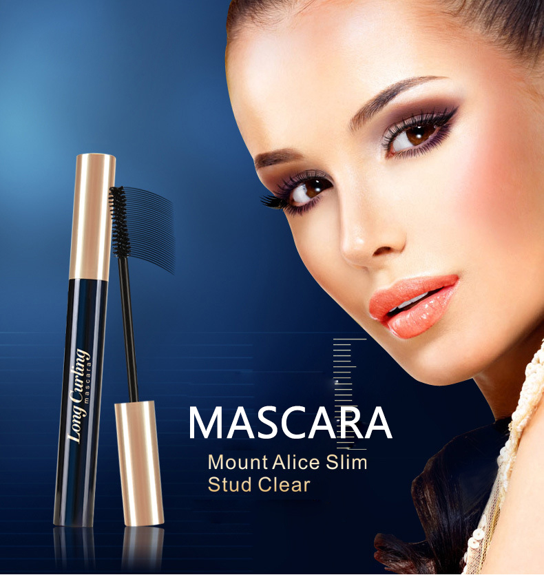 Wholesale popular new cosmetic OEM extension black mascara