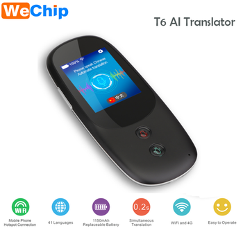 Electronic Pocket Voice Translator Chinese and English Smart In Real Time Language Translator for business,Travel, Shopping,