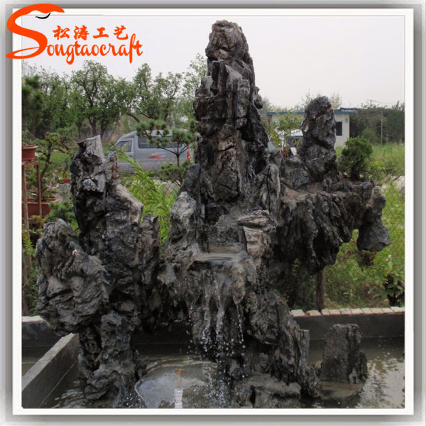 Modern Wall Fountain For Garden Decorative Water Fountains For Home Chinese  Stone Garden Water Fountains