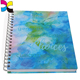 Top spiral bound drawing a5 spiral sketch book