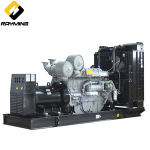 Widely used and low noise 30kva diesel generator price