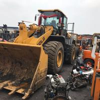 good condition Used SD L956F Whee Loader 5ton Wheel loader SDLG LG956F LG956L LG956 956